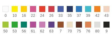 La gamme Fimo Soft en 30 couleurs brillantes